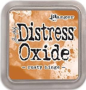 Bilde av Distress Oxide Ink Pad - 56164 - Rusty Hinge