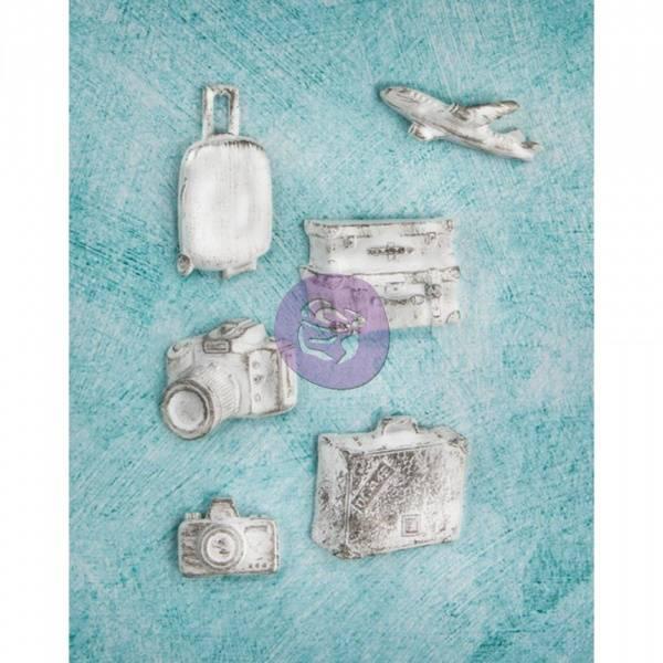 Prima - Resin - 892005 Shabby Chic Treasures - EXPLORE