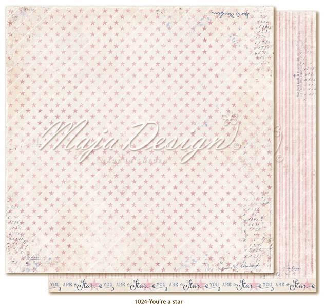 Maja Design - 1024 - Denim & Girls - You´re a Star