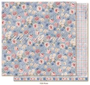 Bilde av Maja Design - 1026 - Denim & Girls - Roses