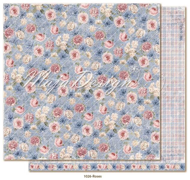 Maja Design - 1026 - Denim & Girls - Roses