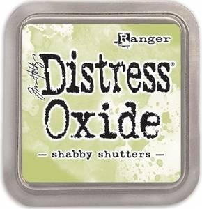 Bilde av Distress Oxide Ink Pad - 56201 - Shabby Shutters
