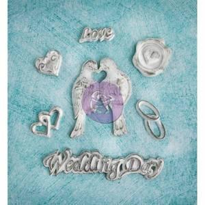 Bilde av Prima - Resin - 892029 Shabby Chic Treasures - WEDDING