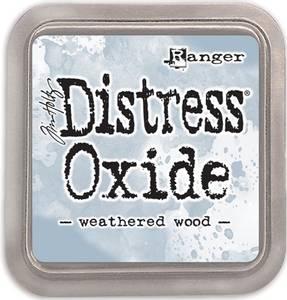 Bilde av Distress Oxide Ink Pad - 56331 - Weathered Wood