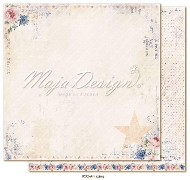 Maja Design - 1032 - Denim & Girls - Amazing