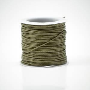 Bilde av Kort & Godt - TR111 - Bomullstråd - 20m - Oliven grønn