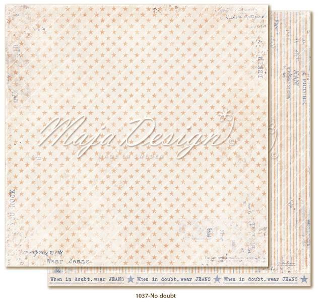 Maja Design - 1037 - Denim & Girls - No doubt