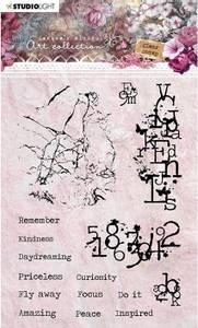 Bilde av Studiolight - Stamps - A6 - JMA09 - Jenine's Mindful Art