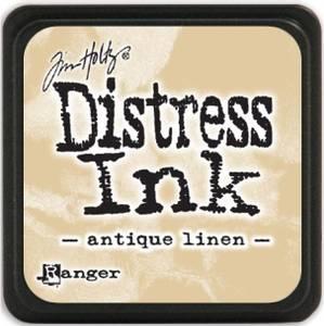 Bilde av Distress - Mini Ink Pad - ANTIQUE LINEN