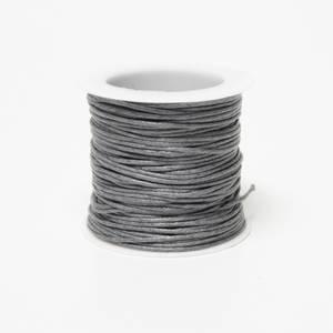 Bilde av Kort & Godt - TR125 - Bomullstråd - 20m - Mørk grå