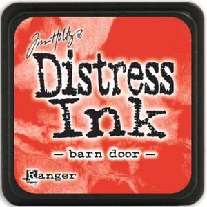 Bilde av Distress - Mini Ink Pad - BARN DOOR