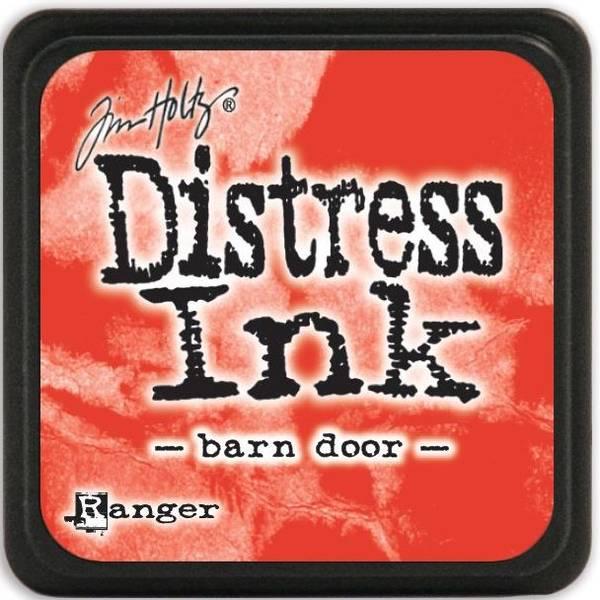 Distress - Mini Ink Pad - BARN DOOR