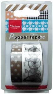 Bilde av Marianne Design - Paper Tape - Bicycles