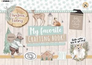 Bilde av Studiolight - My favorite Crafting Book A4 - Christmas Feeling
