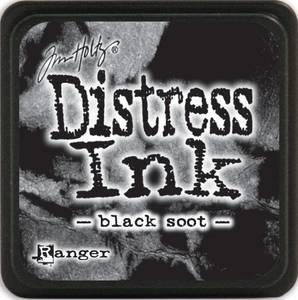 Bilde av Distress - Mini Ink Pad - BLACK SOOT