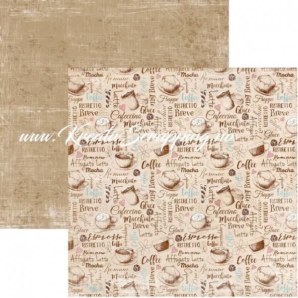 Reprint - 12x12 - RP0439 - Coffee - Ristretto