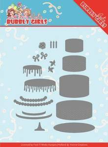 Bilde av FIT - Dies - YCD10202 - Yvonne Creations - Birthday Cake