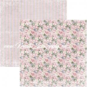 Bilde av Reprint - 12x12 - RP0446 - La Vie en Rose - Lot´s of Roses