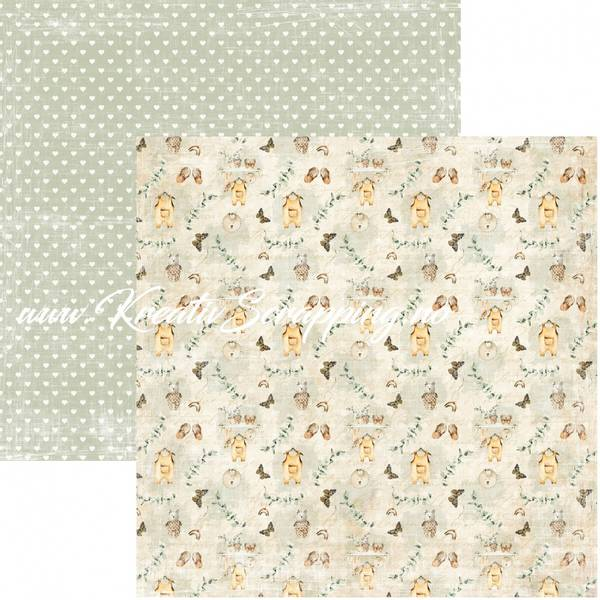 Reprint - 12x12 - RP0449 - Baby´s First Clothes - Baby Pants