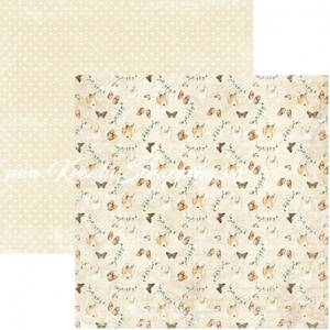 Bilde av Reprint - 12x12 - RP0452 - Baby´s First Clothes - Baby Shoes