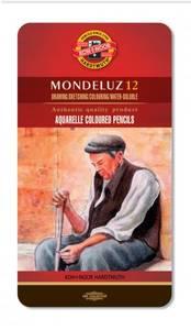 Bilde av Koh-I-Noor - Mondeluz - Akvarell blyanter - 12stk