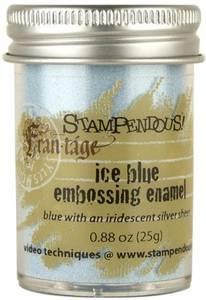 Bilde av Stampendous - Fran-Tage - Embossing enamel - Ice Blue