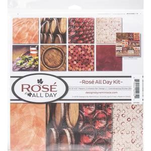 Bilde av Reminisce - 12x12 Collection Kit - RAD200 - Rose All Day