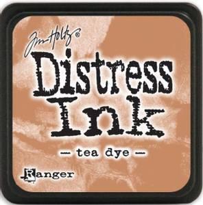 Bilde av Distress - Mini Ink Pad - Tea Dye