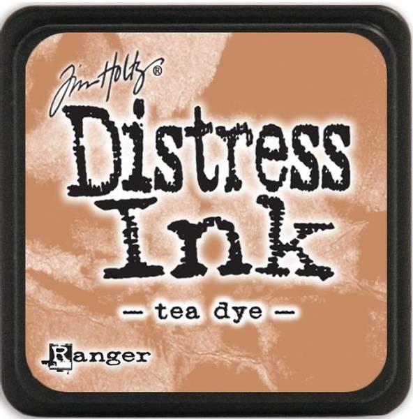 Distress - Mini Ink Pad - Tea Dye