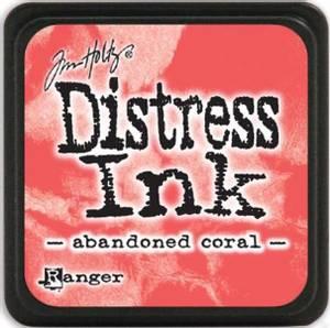Bilde av Distress - Mini Ink Pad - Abandoned Coral