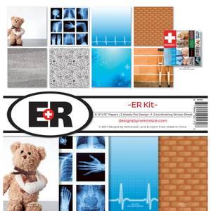 Bilde av Reminisce - 12x12 Collection Kit - ER200 - Emergency Room