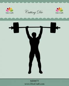 Bilde av Dixi Craft - Dies - MD0075 - Weightlifting / Fitness