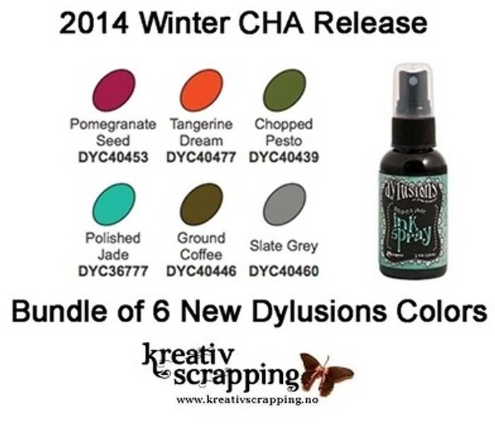 Ranger - Dylusions - Ink Spray - DYC40460 - SLATE GREY