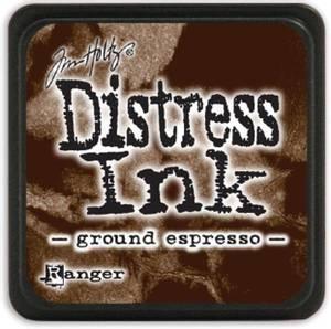 Bilde av Distress - Mini Ink Pad - Ground Espresso