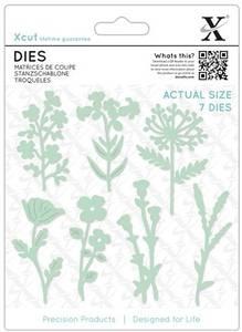 Bilde av Xcut dies - XCU 503348 - Meadow Flowers