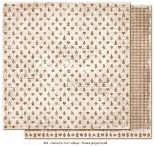 Bilde av Maja Design - 805 - Home for the Holidays - MOMS GINGERBREAD