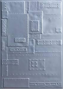 Bilde av Sizzix - 3-D Texture Fades - A6 - 662717 - Foundry