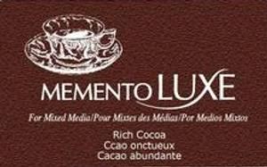 Bilde av Memento Luxe Ink Pad - RICH COCOA