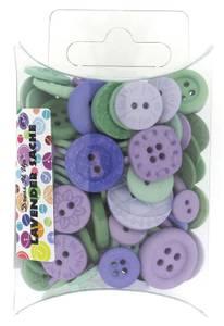 Bilde av Dress it up - Buttons - 7293 - Lavender Sache