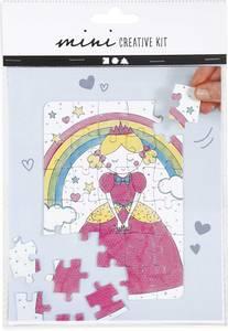 Bilde av Hobbysett - Mini - Pusslespill - Prinsesse