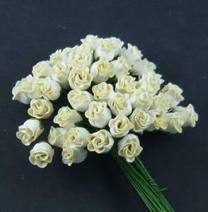 Bilde av Flowers - Hip Rosebuds - SAA-093 - Cream - 50stk