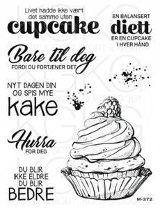 Bilde av Kort & Godt - M-372 - Cupcake
