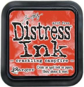 Bilde av Distress Dye Ink pad - Crackling Campfire