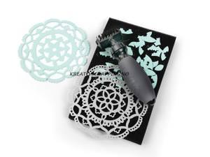 Bilde av Sizzix - 660513 - Accessory - Die Brush & Foam Pad