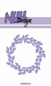 Bilde av NHH Design - NHHD818 - Dies - Wreath 3