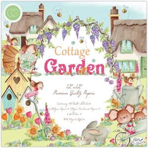 Bilde av Craft Consortium - Cottage Garden - 12x12 Paper Pad