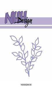 Bilde av NHH Design - NHHD838 - Dies - Branch-5