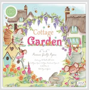 Bilde av Craft Consortium - Cottage Garden - 6x6 Paper Pad
