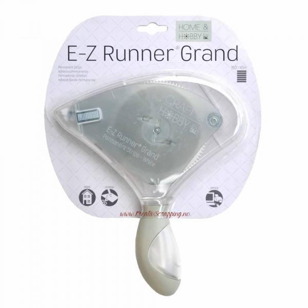 Scrapbook Adhesives - E-Z Runner Grand - Strips - Dispenser