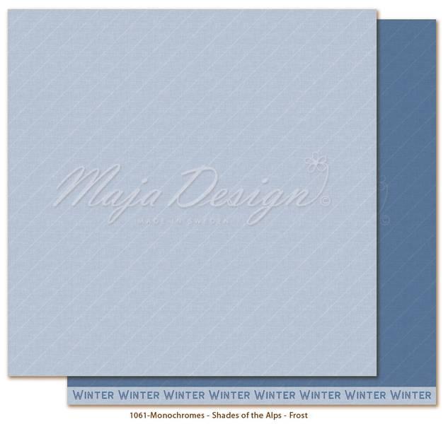 Maja - 1061 - Monochromes - Shades of the Alps - Frost